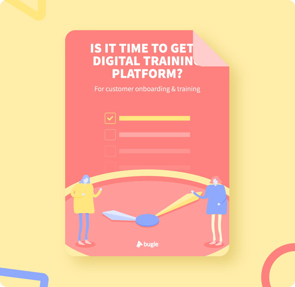 Is It Time To Get digital Training for customer education